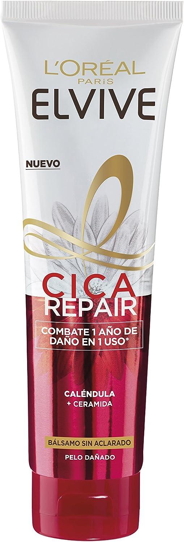 L'Oréal Paris Elvive Balsamo Reparador Cica sin Aclarado - 150 ml