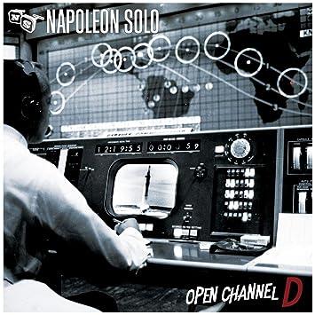 Napoleon Solo - Open Channel D (Lim Ed ) - Amazon com Music