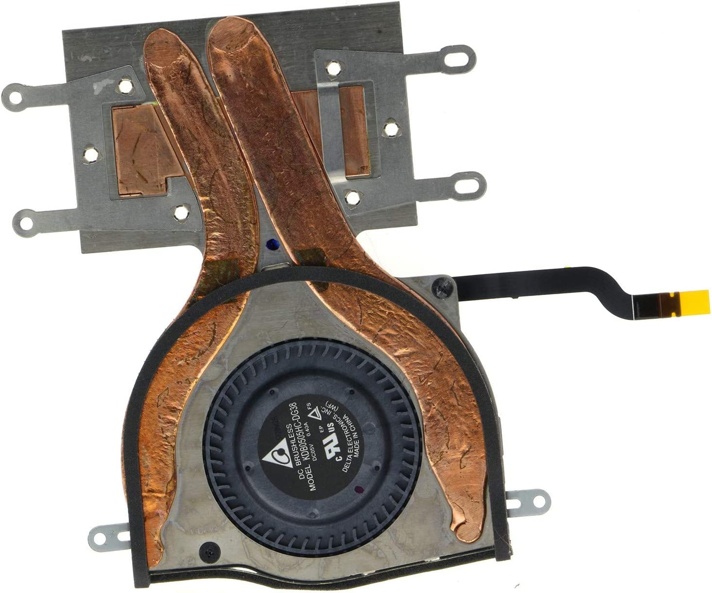 New CPU Cooling Fan for Microsoft Surface Book 1703 Nidec CC131K04
