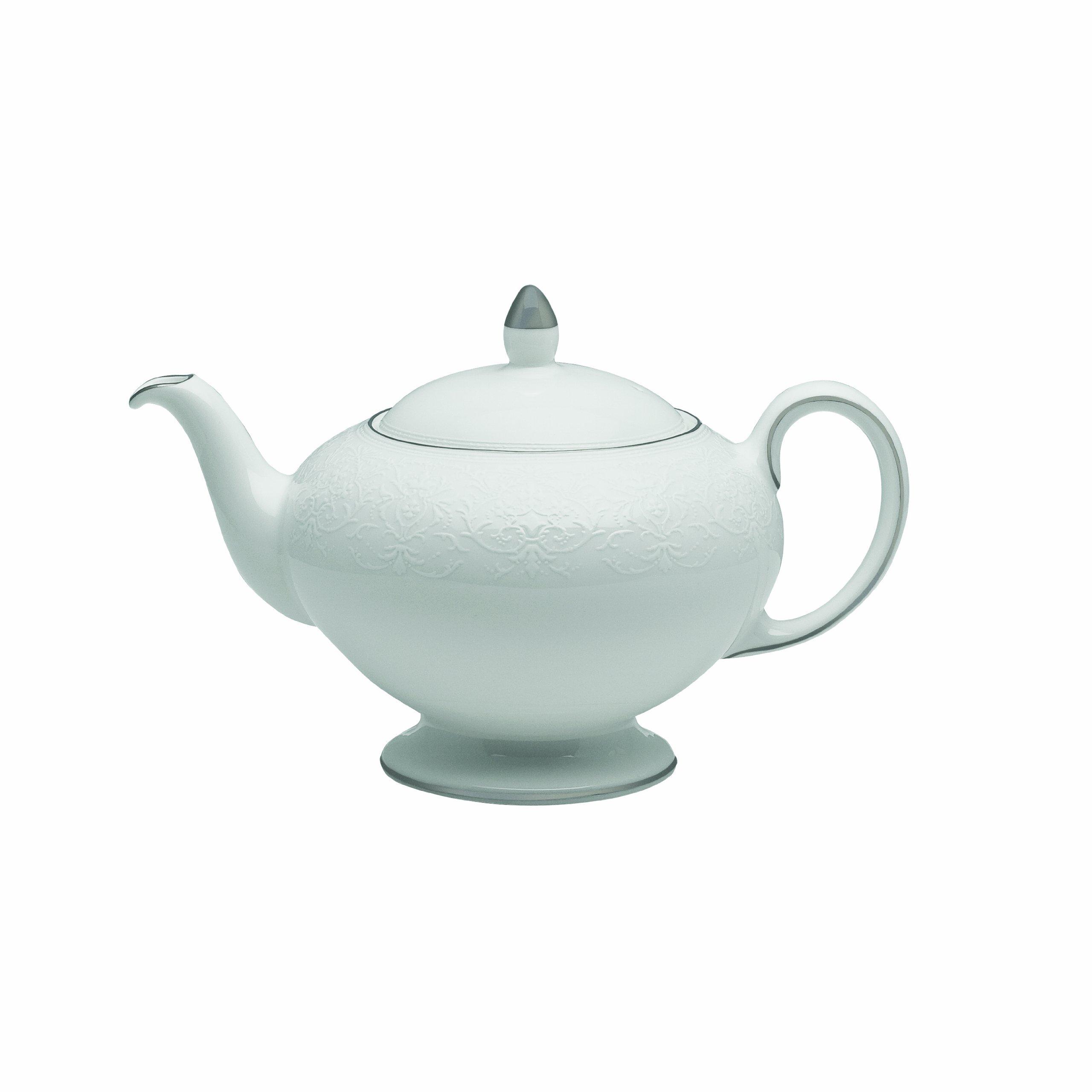 Wedgwood English Lace 36-Ounce Teapot