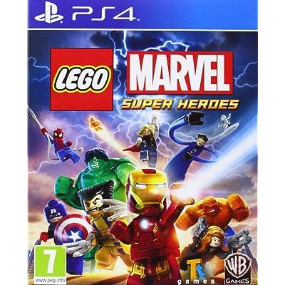 Lego Marvel Superheroes [Importación Inglesa]: Videojuegos