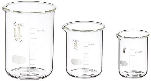 Glass Science Beaker