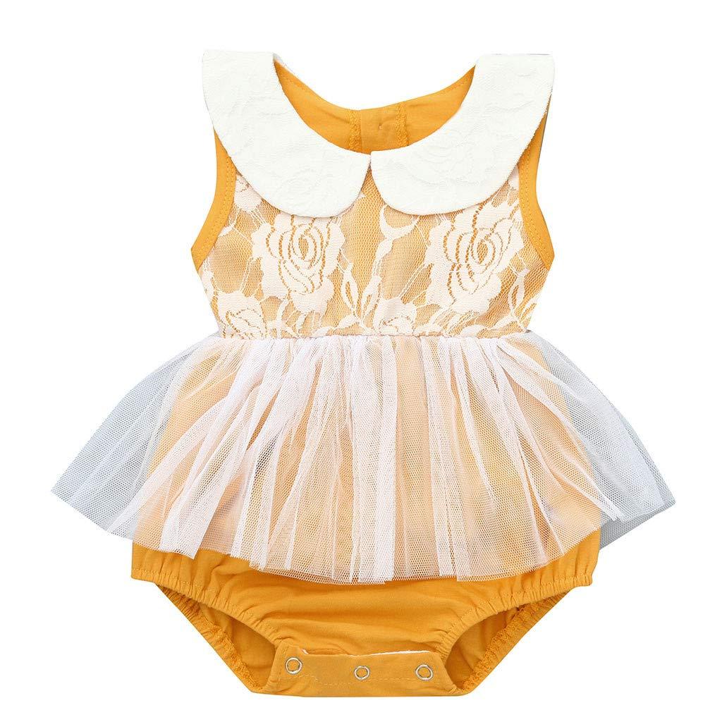 2a385700a970 Amazon.com  LNGRY Baby Romper
