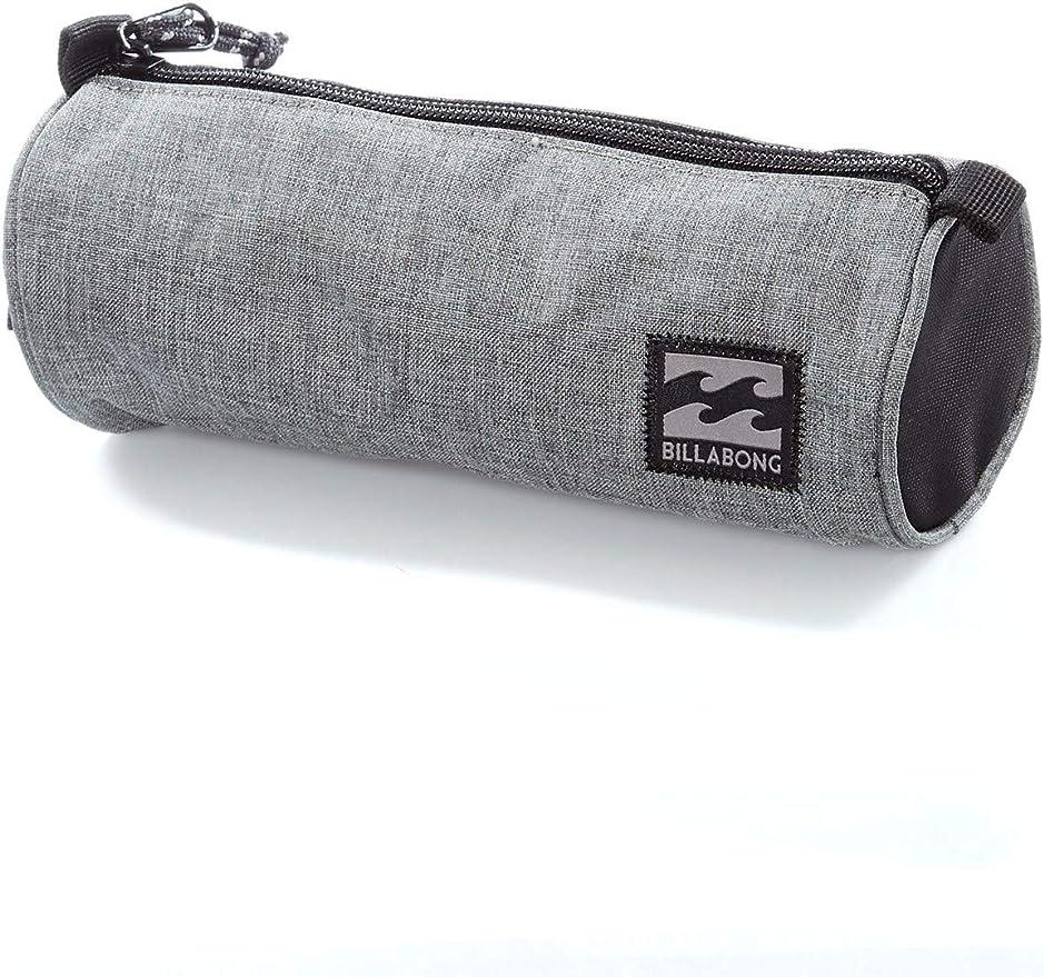 Billabong Barrel Pencil Case - Grey Heather: Amazon.es: Deportes y aire libre