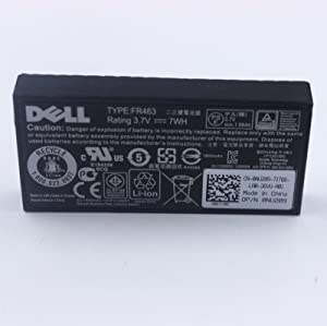 New NU209 Battery for DELL PERC H700 / 5/I 6/I Controller