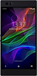 Razer Phone Smartphone (14,48 cm (5,7 Zoll) UltraMotion Touch-Display, 64 GB Speicher, Android OS) schwarz