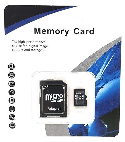 TSsolutions - Tarjeta de Memoria microSDHC (32 GB, hasta 95 ...