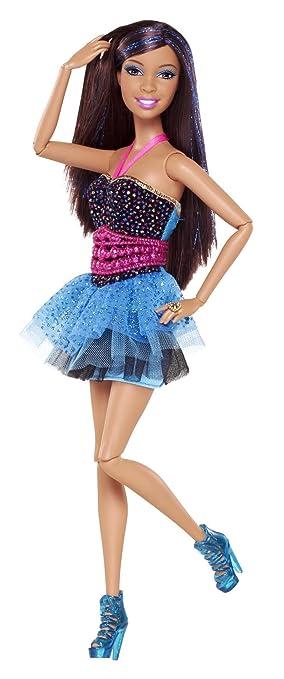Barbie fashionistas nikki doll 73