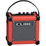Roland MICRO CUBE GX | Micro Cube Battery Powered Guitar Amplifier Red
