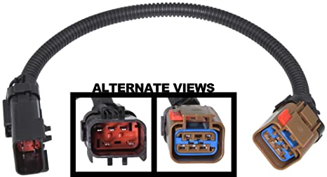 Amazon.com: APDTY 112854 Wiring Harness Pigtail Connector Taillight on dodge battery wiring harness, dodge tail light gasket, dodge ram tail light harness, dodge tail light assembly, dodge transmission wiring harness, dodge engine wiring harness, dodge tail light lens, dodge tail light cover, dodge tail light bulbs,