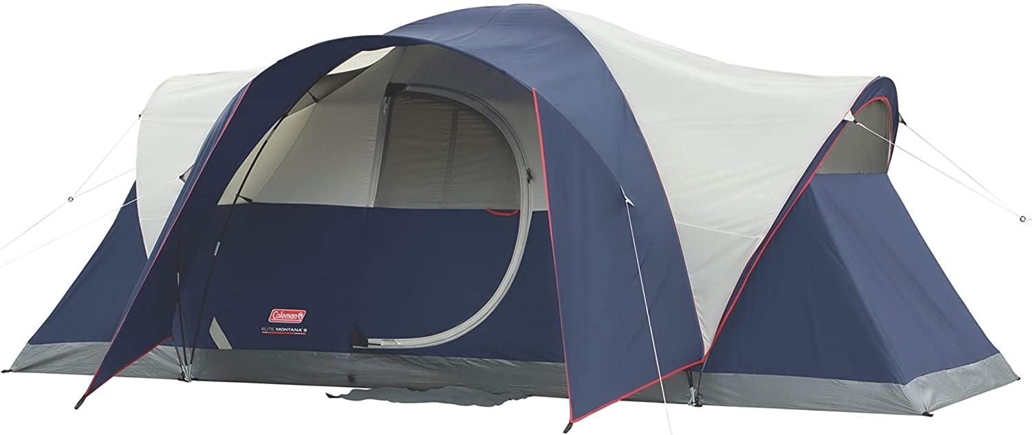 Coleman Elite Montana 8 Person Tent Image