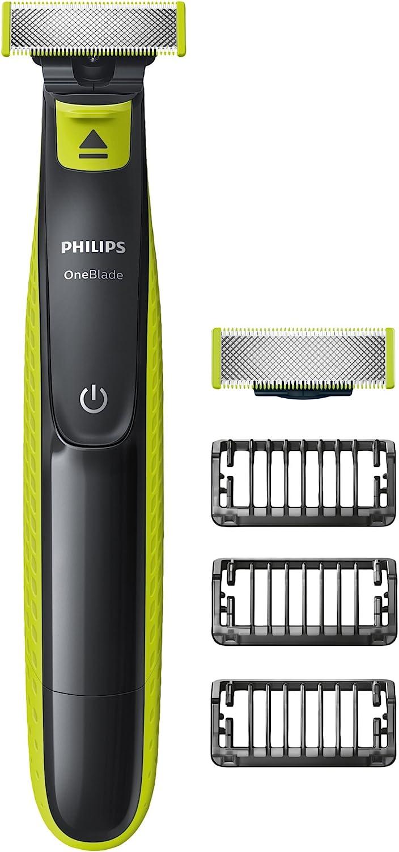 Philips QP2520 - depiladoras para la barba (Verde, Gris, Integrado ...