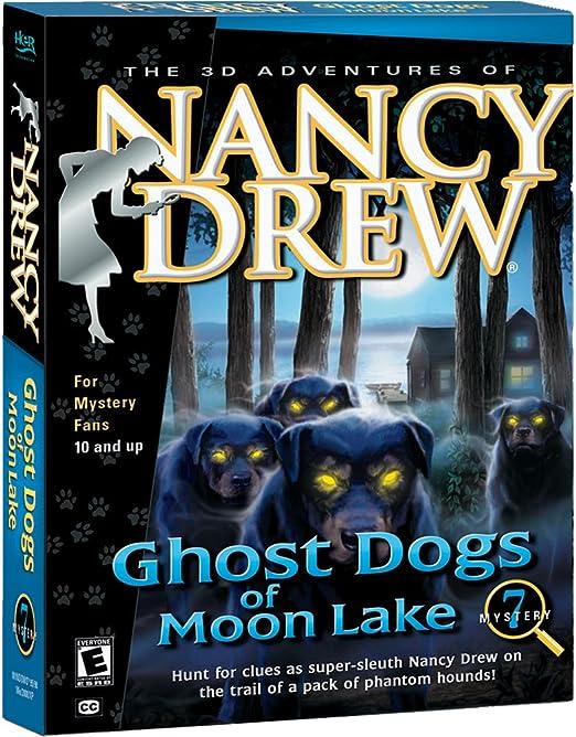 Nancy Drew: Ghost Dogs Of Moon Lake: Windows 98: Computer ...