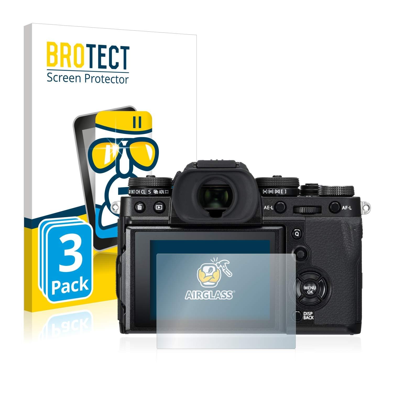 2x Canon PowerShot G7 X Mark protección de Protector de Pantalla Mate II Anti