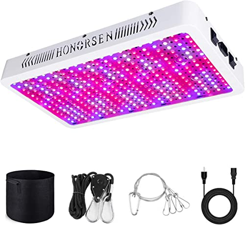 MARS HYDRO TSW 2000W Led Grow Light 4x4ft Coverage Full Spectrum Grow Lamp for Indoor Plants Daisy Chain Dimmable Veg Bloom Light for Hydroponics Greenhouse Commercial Indoor LED Grow with 684pcs LEDs