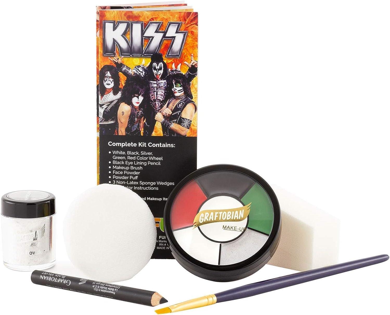 Graftobian Make-Up Co. Kiss Makeup Kit Standard