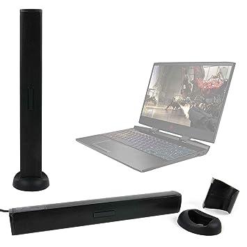 DURAGADGET Altavoz Soundbar para Portátil HP Omen 15-dc0004ns, HP Pavilion 15-bc400ns: Amazon.es: Electrónica