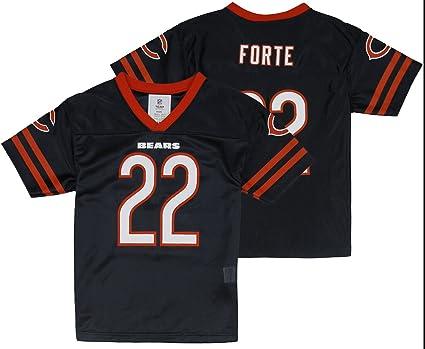 Outerstuff Chicago Bears NFL Little Boys Big Boys Matt Forte # 22 Player Jersey - Navy Blue