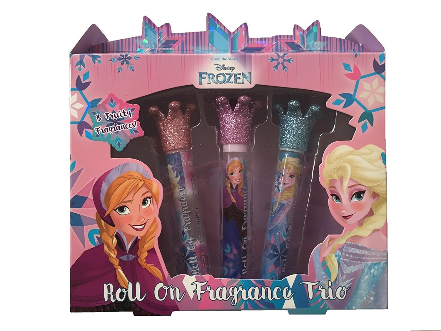 Roll On Fragrance Trio-Frozen H&A