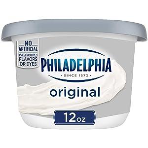 Philadelphia Original Cream Cheese Spread (12 oz Tub)