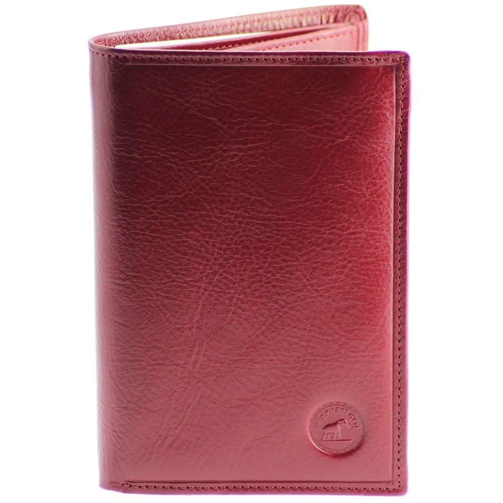 142cfe6375e0 GRAND CLASSIQUE Portefeuille en cuir ROUGE BORDEAUX N1326 - Grand Portefeuille  Homme  Amazon.fr  Bagages