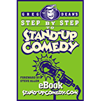 Step by Step to Stand-Up Comedy (English Edition)