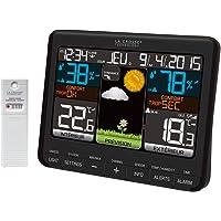 La Crosse Technology - WS6825 - Station météo - Noir