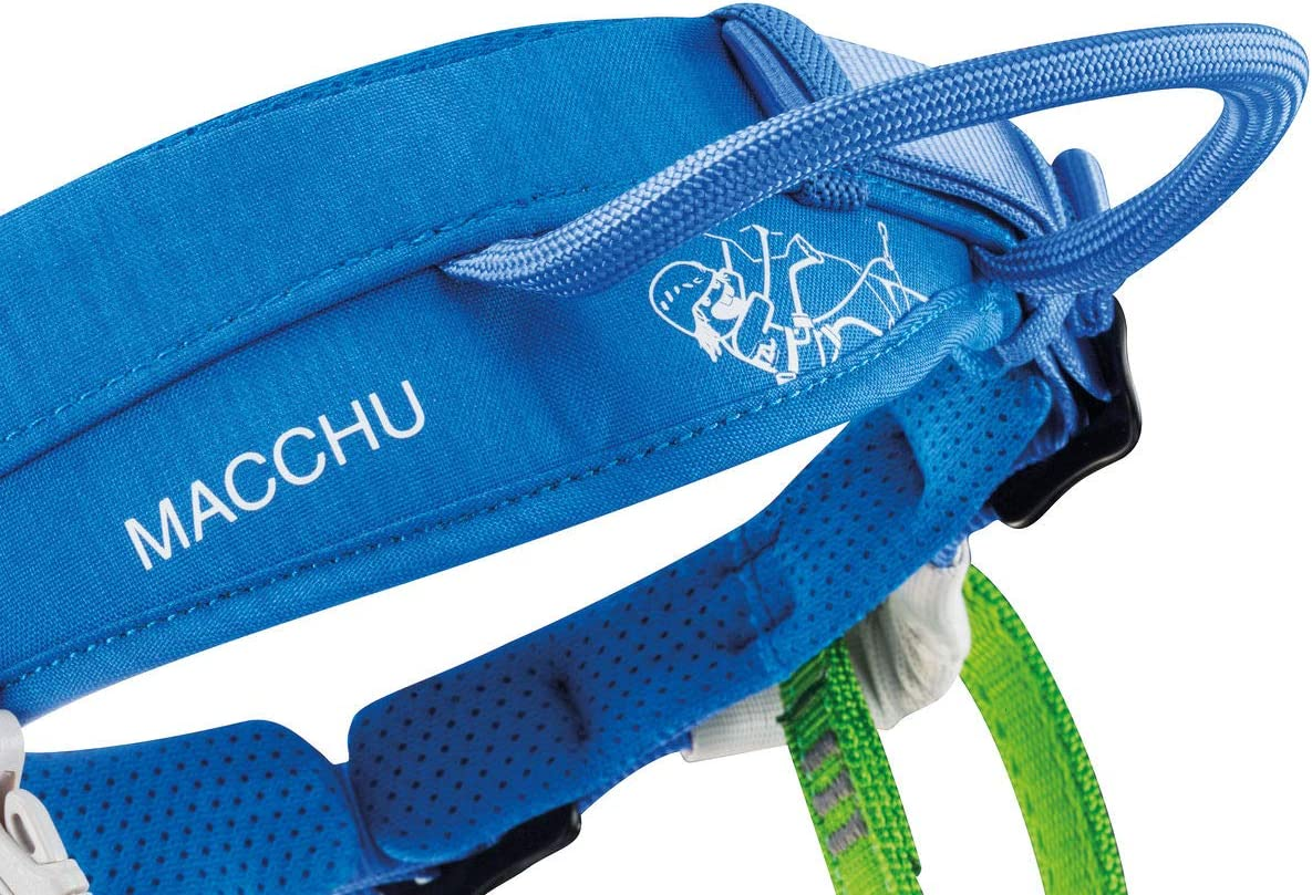 Petzl Macchu Harness Youth Violet