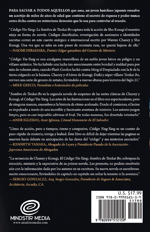 CODIGO YIN-YANG: La Sombra de Tenkai-Bo (Spanish Edition ...