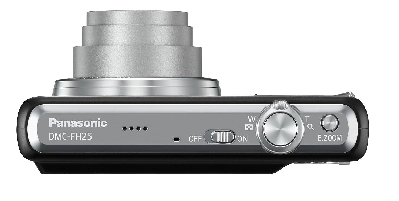 buy panasonic lumix fh25 16 1mp point and shoot digital camera rh amazon in lumix fh25 manual Battery Charger Panasonic FH25