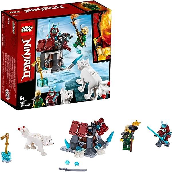 LEGO Ninjago - Entrenamiento en el Monasterio, juguete ...
