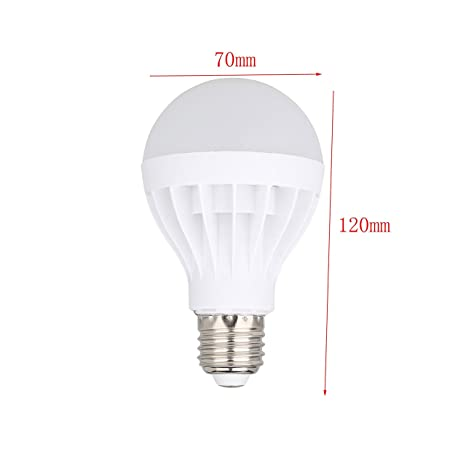 Keraiz UK - Bombillas LED SMD (9 W, casquillo E27, 9 W,