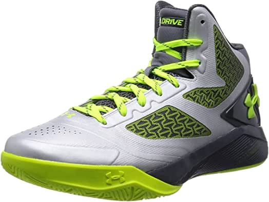 Under Armour Men's UA ClutchFit Drive 2 Basketball Shoes
