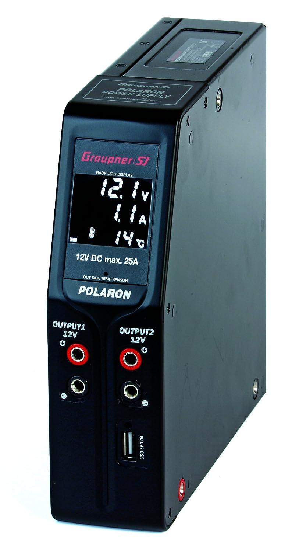 Graupner - Fuente de alimentación Polaron, 12V DC (S2012)