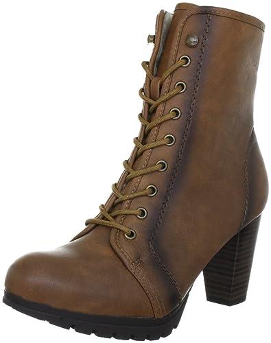 39a0248234e2da Rieker 93512-24 Ankle Boots Womens Brown Braun (oldbrandy 24) Size ...