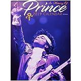 Prince New Music Legend 2019 Calendar (Full Colour A3 420mm x 297mm)