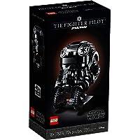 LEGO Kit de construcción Coleccionable Star Wars™ 75274 Casco de Piloto de Caza Tie (724 Piezas)