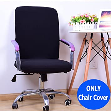amazon com meloshow office chair cover universal stretch