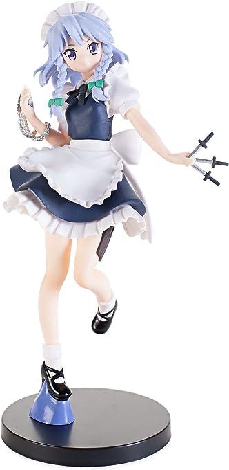SEGA Touhou Project Sakuya Izayoi Premium Figure from JAPAN NEW