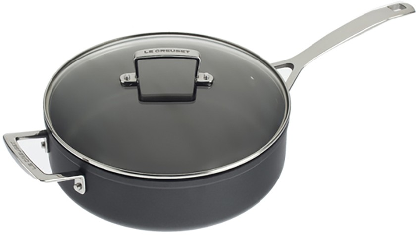 Saute Pan with Glass Lid | Le Creuset