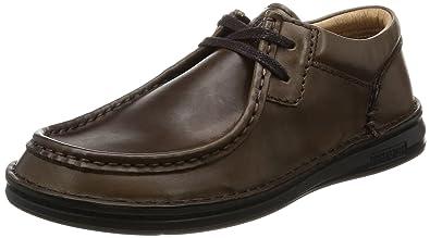5f397cb28732e3 Birkenstock Schuhe   Pasadena   in dark brown aus echt Leder in Größe 37.0