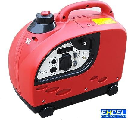 amazon com excel 1000w power generator compact portable 110v 120v