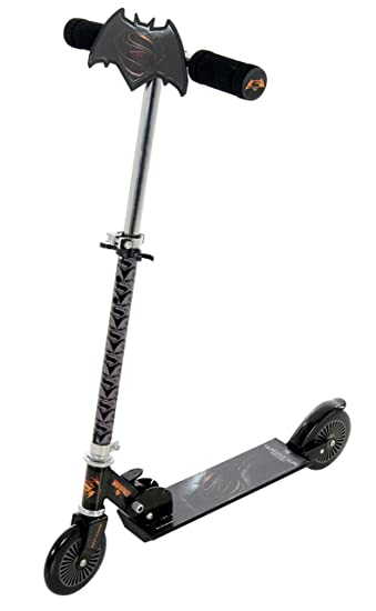 New Batman v Superman folding in-line Scooter New 2016 5 years +