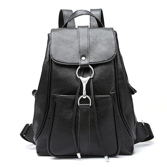 1bb268c3df86 Women s Bag Handbag Shoulder Bag Leather Shoulder Bag Female Bag Korean  Tide College Wind School Bag