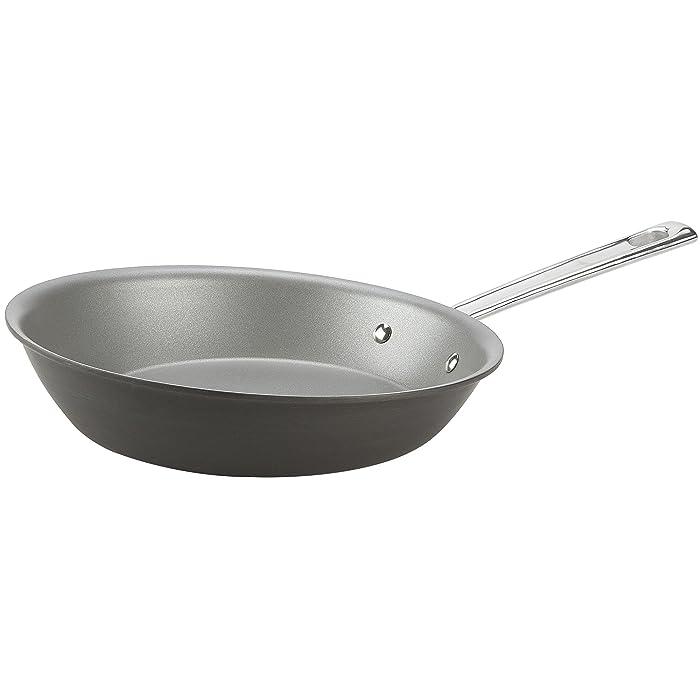 Emeril Lagasse 62932 Perfect Saute Pan 10.5 Inch Gray