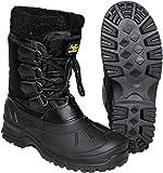Fox Outdoor Kälteschutzstiefel, geschnürt, schwarz warme wasserdichte Winter-Stiefel