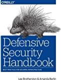 Defensive Security Handbook