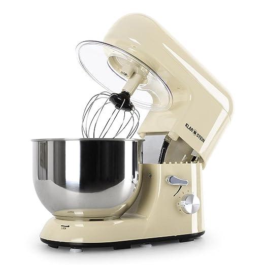 211 opinioni per Klarstein Bella Morena Robot da cucina (1200 Watt, recipiente acciaio inox 5,2l,