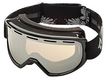 Tecnopro Pulse Skibrille, Schwarz, One Size