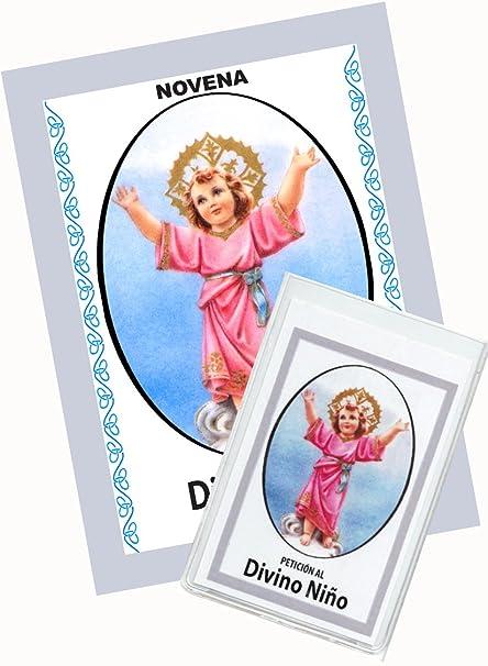 Novena De Niño Divino para Pedir un Milagro que se necesita ver Realizado en Pocos Días